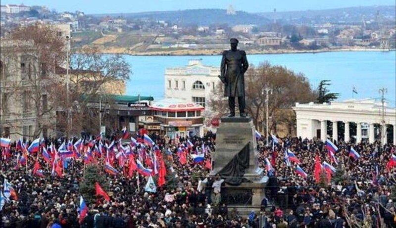 Можно ли остановить митинг его последствия в Севастополе?