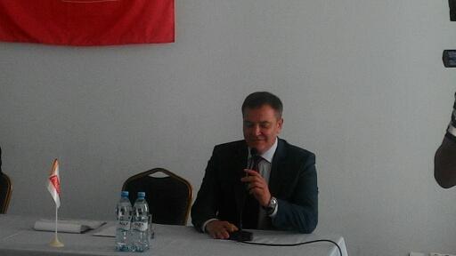 Вадим Колесниченко выдвинут кандидатом на пост губернатора Севастополя от партии