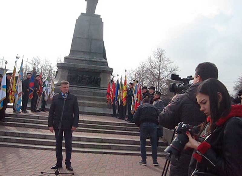 Правительство Севастополя,используя работников музея Панорама, нарушило закон