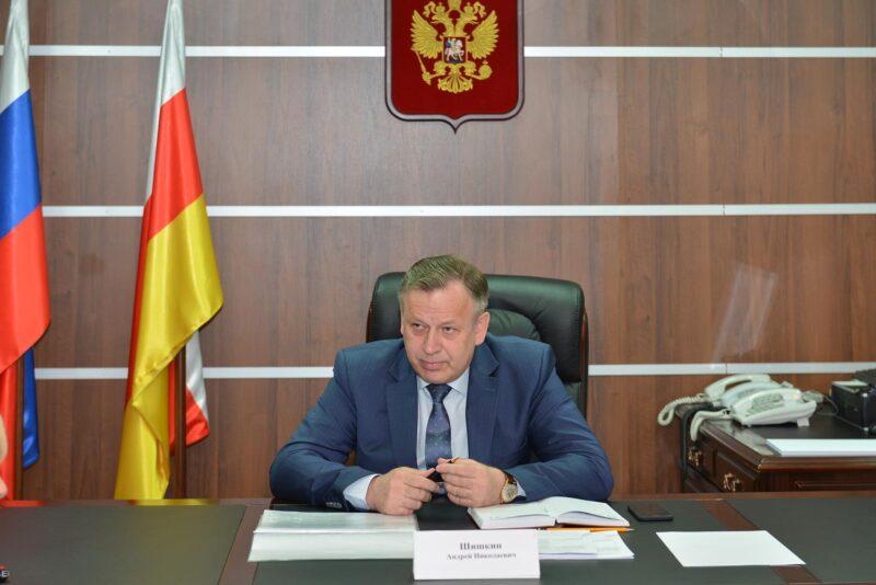 Заместителем Дмитрия Овсянникова назначен контр-адмирал запаса Андрей Шишкин