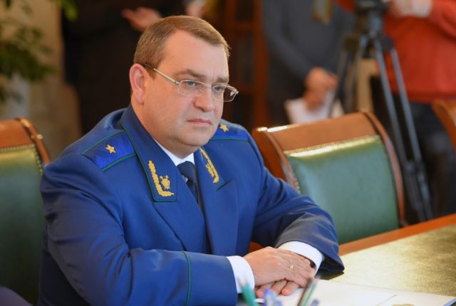 Севастопольского прокурора Шевченоко меняют на прокурора Большедворского из Адыгеи!