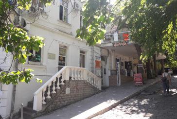Дом-призрак на улице Очаковцев.