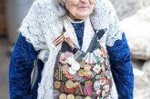 Участнице обороны Севастополя Шевкие Абибуллаевой (баба Шура) исполнилось вчера 96 лет!
