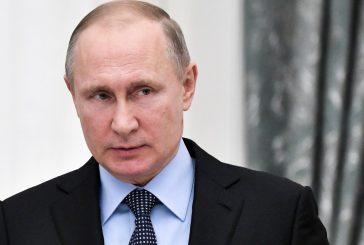 Путин назвал распространение информации о коронавирусе