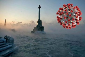 27 марта в Севастополе подтверждено пять случаев коронавирусной инфекции