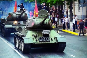 Впечатления о Параде Победы в Севастополе, посвященном празднованию 75-й годовщине Победы СССР в Великой Отечественной войне