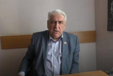 Обращение Пархоменко к севастопольцам всвязи с демаршем едросов и их пояснения на этот счет