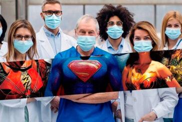 С Днем медицинского работника, наши герои - стражи истинных приоритетов и консолидирующая сила нового общества!