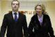 Самолет Светланы Медведевой снова улетел в Европу