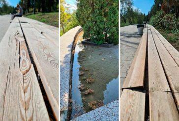 Кто в Правительстве Севастополя, возможно, дает распоряжения предоплачивать и принимать халтурные строительные работы у недобросовестных подрядчиков?