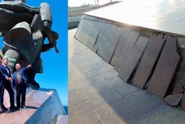 В канун 76-й годовщины Победы Путину направлено заявление о преступлении - осквернении символов воинской славы России в Севастополе