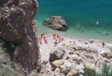 Спустя три года Севприроднадзор объявил об угрозе обвалов на пляже «Васили», сданном в арендубез проведения берегозащитных и противооползневых мероприятий