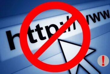 """В ответ на публикацию обвинения в воровстве единоросса интернет провайдер заблокировал доступ к сайту участнику ОД """"5 Оборона Севастополя"""""""